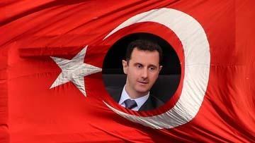 Турция и Башар Асад