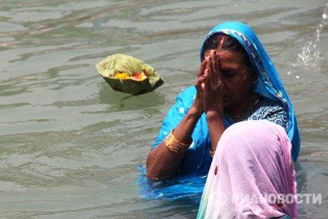 Индия: Врата Бога на берегу Ганга