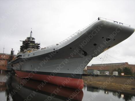 Тяжелый авианесущий крейсер «Адмирал Горшков»