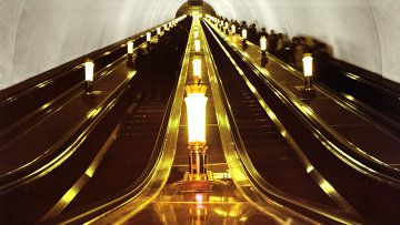 Эскалаторы московского метро