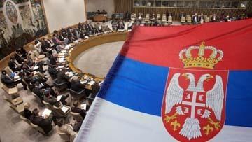 Позиция Сербии в вопросе по Сирии