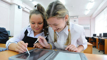 Эксперимент по переходу на электронные книги в средних школах