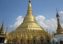 Храм в Мьянме