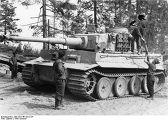 «Тигр», немецкий тяжёлый танк времён Второй мировой войны