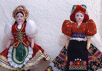 Венгерские национальные костюмы