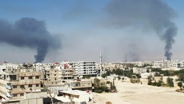 Ситуация в Дамаске, 28 августа 2012 года