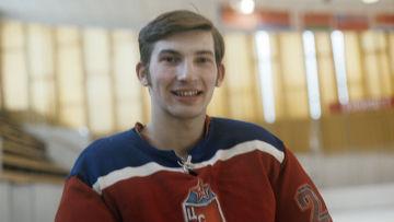 Хоккеист Владислав Третьяк