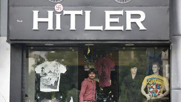 Магазин «Гитлер» в г. Ахмадабад, Индия
