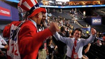 Съезд Демократической партии США