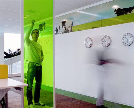Офис Google в Нидерландах