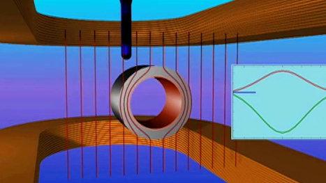 """Европейские физики создали магнитный """"плащ-невидимку"""""""