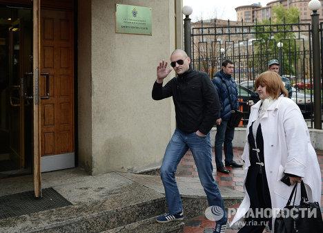 Сергей Удальцов вызван в Следственный комитет РФ