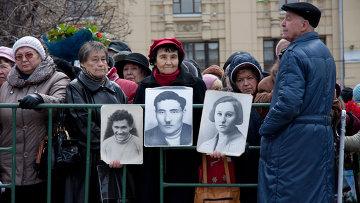 День памяти жертв политических репрессий в Москве