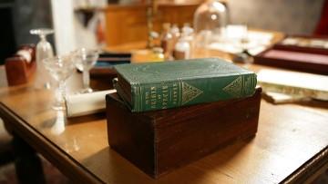 Происхождение видов. Чарльз Дарвин. Оригинальное издание 1859 года.