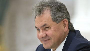 Сергей Шойгу, российский государственный деятель