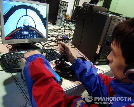 Соревнования по компьютерным играм