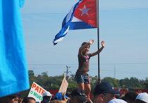 Военный парад  в Гаване