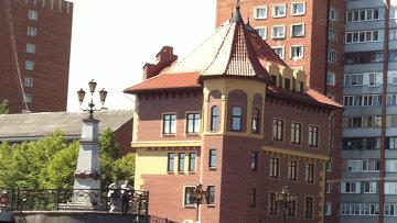 Прогулки по Калининграду или следы Кенигсберга