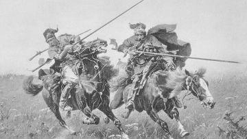 Картина польского художника Юзефа Брандта
