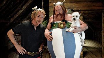 Кадр из фильма «Астерикс и Обеликс в Британии»
