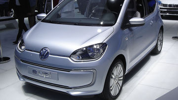 Автомобиль Volkswagen e-Up!