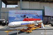 Крылатая сверхзвуковая ракета «БраМос»