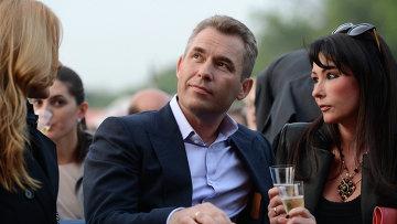 Павел Астахов с супругой Светланой