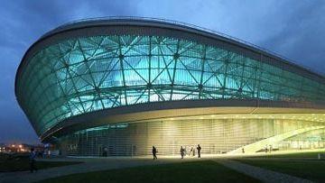 Конькобежный стадион «Адлер-арена»