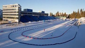 Лыжно-биатлонный комплекс «Лаура»