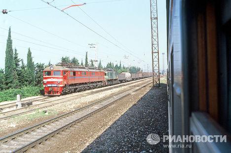 Закавказская железная дорога