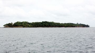 Андаманские острова в Индийском океане