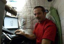 Крис Хадфилд, астронавт ККА