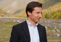 Георгий Таргамадзе, лидер оппозиционной фракции «Христиан-демократы» в Грузии