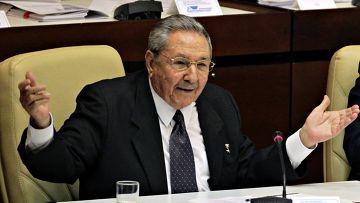 Рауль Кастро Рус, брат и соратник Фиделя Кастро