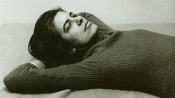 Сьюзен Зонтаг, американская писательница