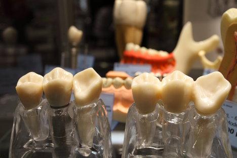 Выставка Москва стоматология зуб