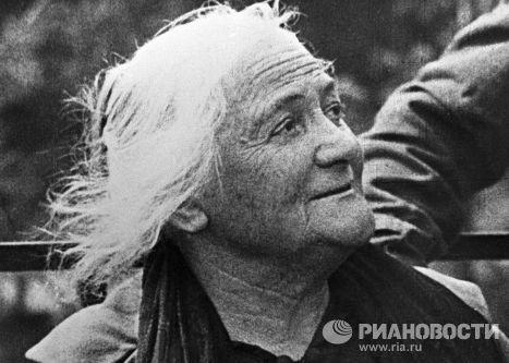 Клара Цеткин, одна из основателей Коммунистической партии Германии