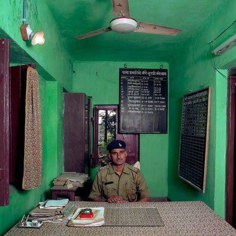 Заместитель инспектора полиции в штате Бихар, Индия