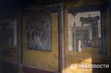 Фрески Помпеи