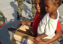 Ситуация на Гаити после землетрясения, 2010 г.