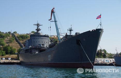 Десантный корабль Черноморского флота РФ «Николай Фильченков»