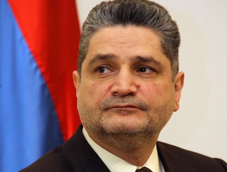 Премьер-министр Армении Тигран Саркисян