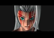 Кадр из игры Final Fantasy VII