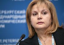 Политический деятель Элла Памфилова