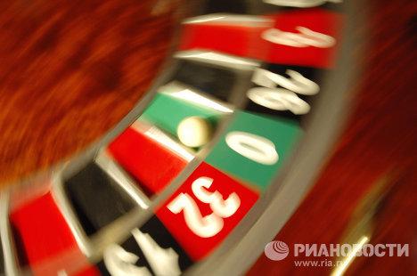 """Рулетка в казино """"Оракул"""""""
