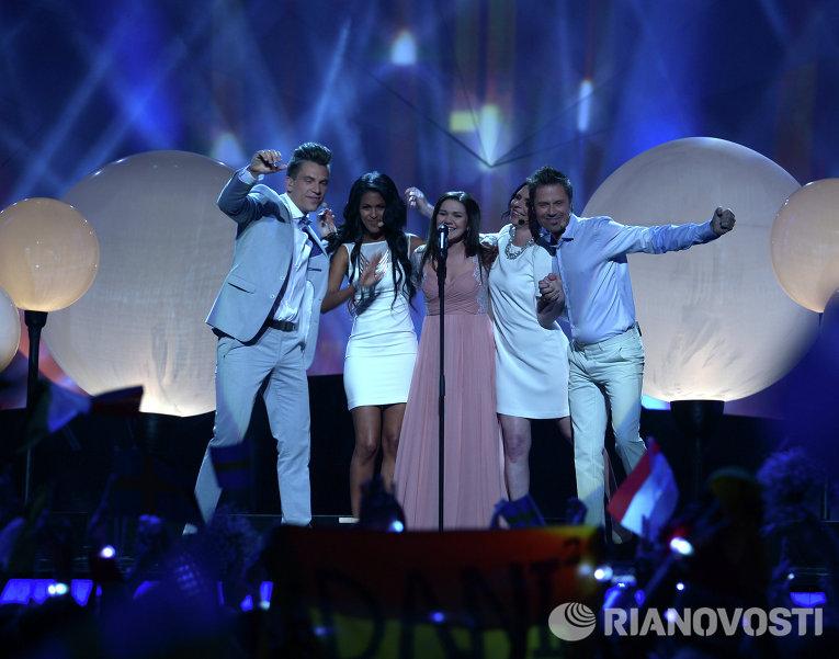"""Финал международного конкурса песни """"Евровидение-2013"""""""