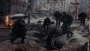 "Кадр из фильма ""Сталинград"" (2013)"