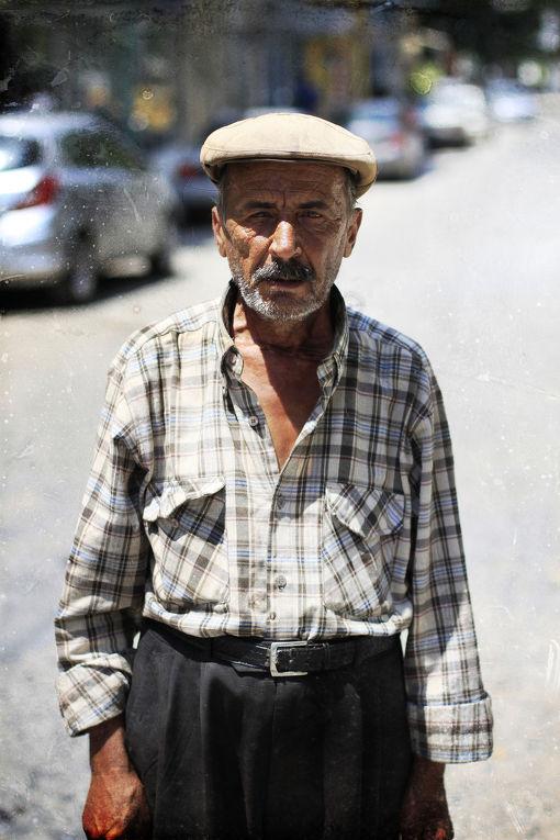 Житель Турции