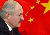 Отношения Белоруссии и КИтая