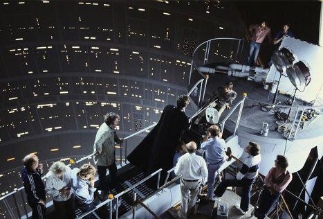 На съемках фильма «Звёздные войны. Эпизод V: Империя наносит ответный удар»